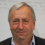 Francis Andrieu,vice-président en charge de la voirie