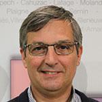 Serge Serrano, vice-président en charge de la culture
