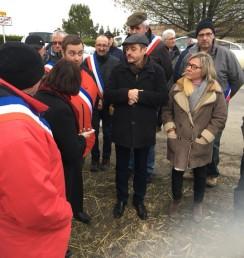 La CCPLM avec les Communes de la Piège soutient le mouvement agricole.