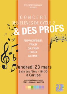 Concert CCPLM 23 03